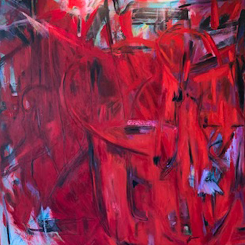 Love with the Absence of Passion, 48 x 48
