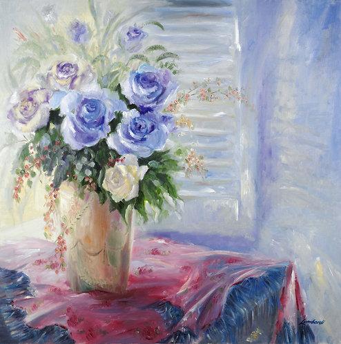 Romance In Blue