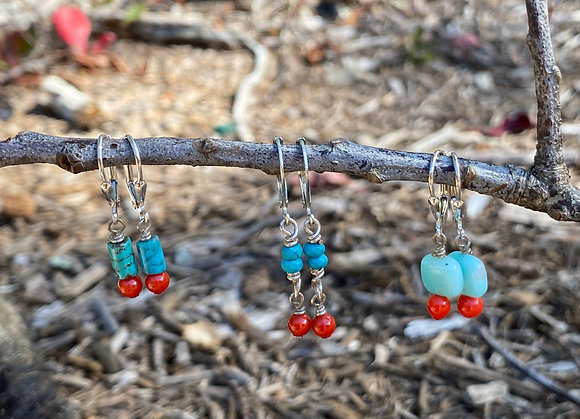 Turquoise and coral (3)