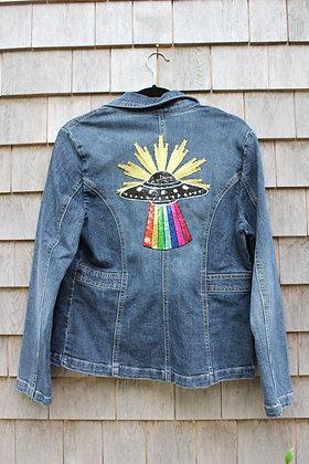 Jean Space Jacket