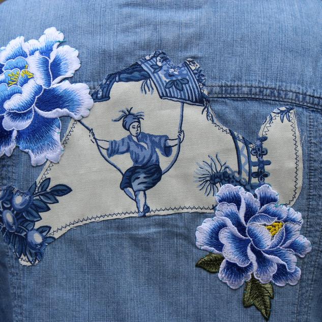 MV/Blue Flowers