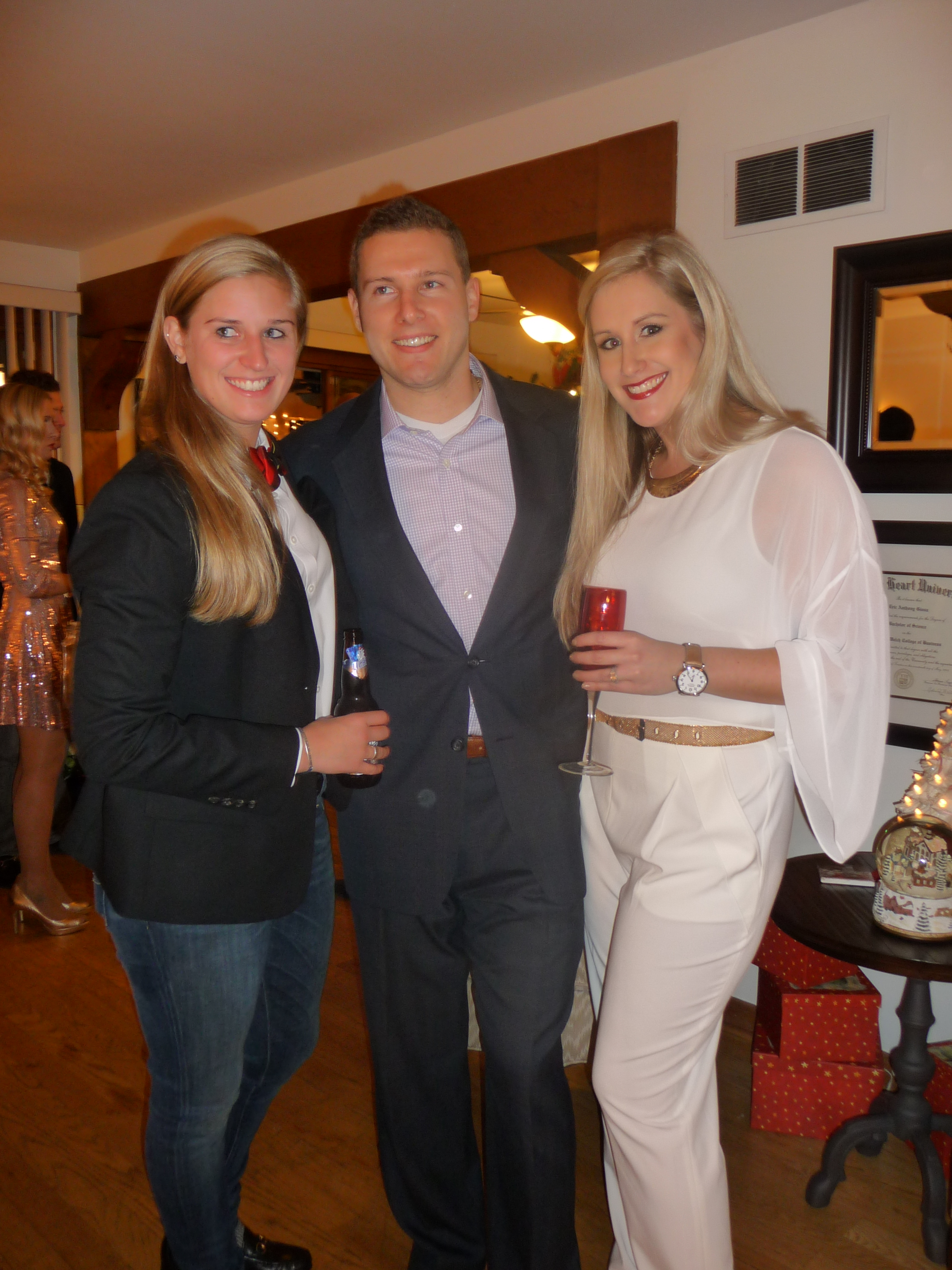 Kelsey, Eric and Madeline