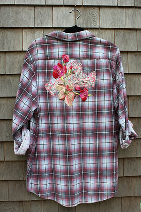 Flannel Vineyard Pink