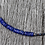 Thumbnail: Lapis Faceted Discs & Peacock Spinel