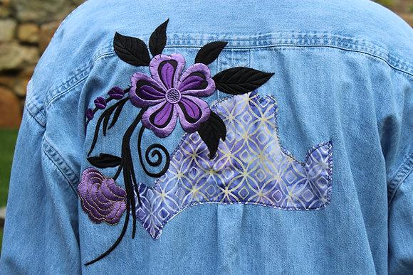 MV Purple Flower