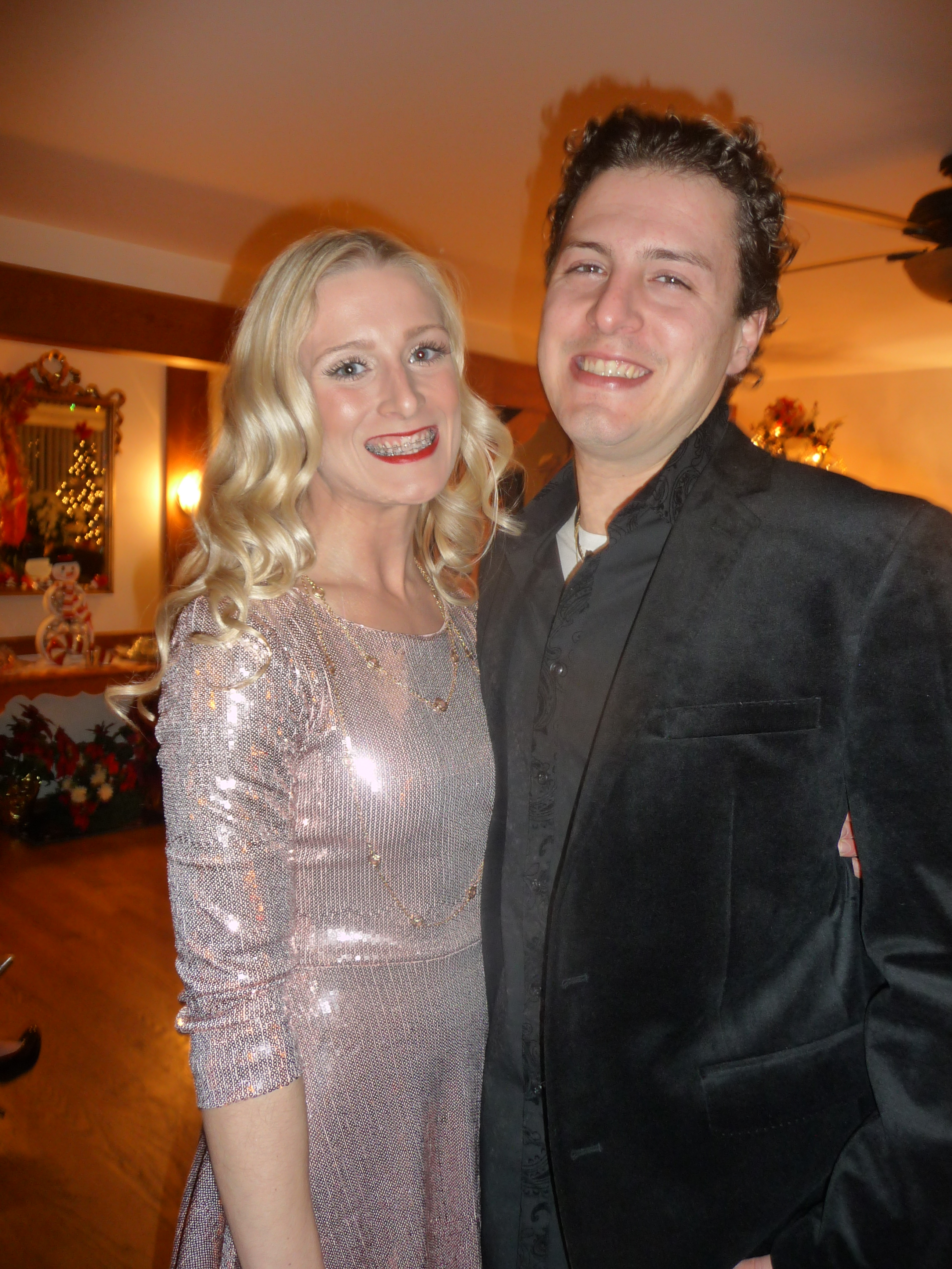 Brittany and Bryan