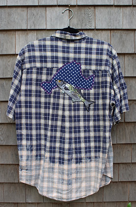 Short Sleeve Bluefish