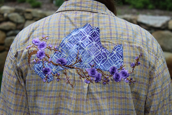 MV/ Purple Flowers
