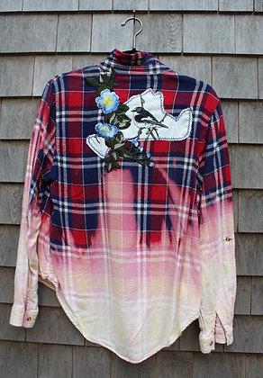 Red Flannel Bird Vineyard