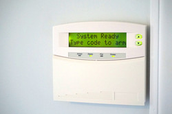 Security System Peace of Mind