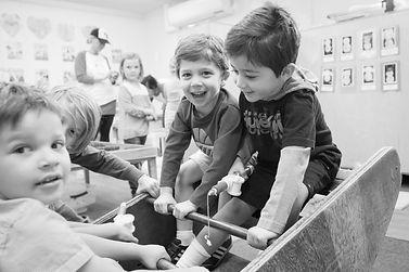 Seal Beach Playgroup learn through play