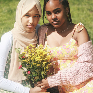 Iman & Zoe