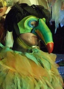 Latex Mask, Tucan