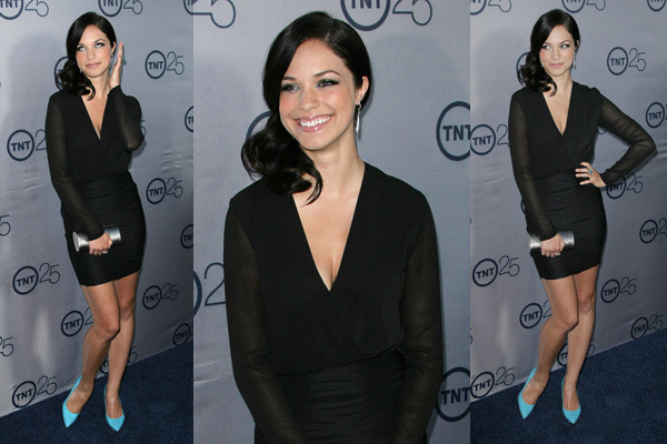 Alexis Knapp, TNT 25th Celebration