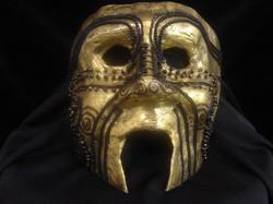 Samoan mask