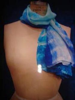basic silk dye shibori