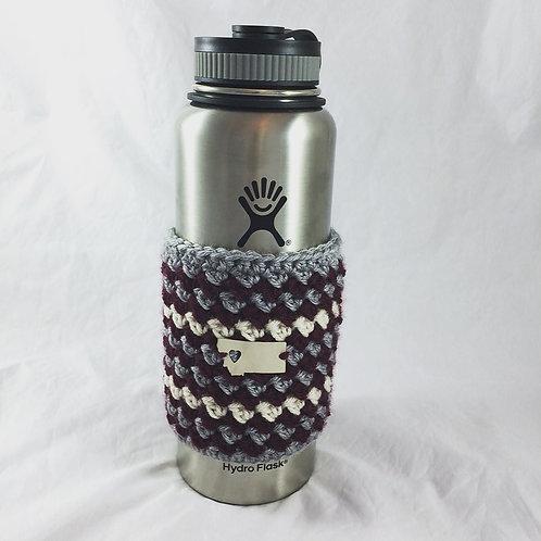Little Monkey Water Bottle Koozie (40 oz)