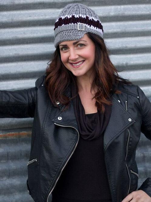 Hollywood Hat -MT Love -Griz