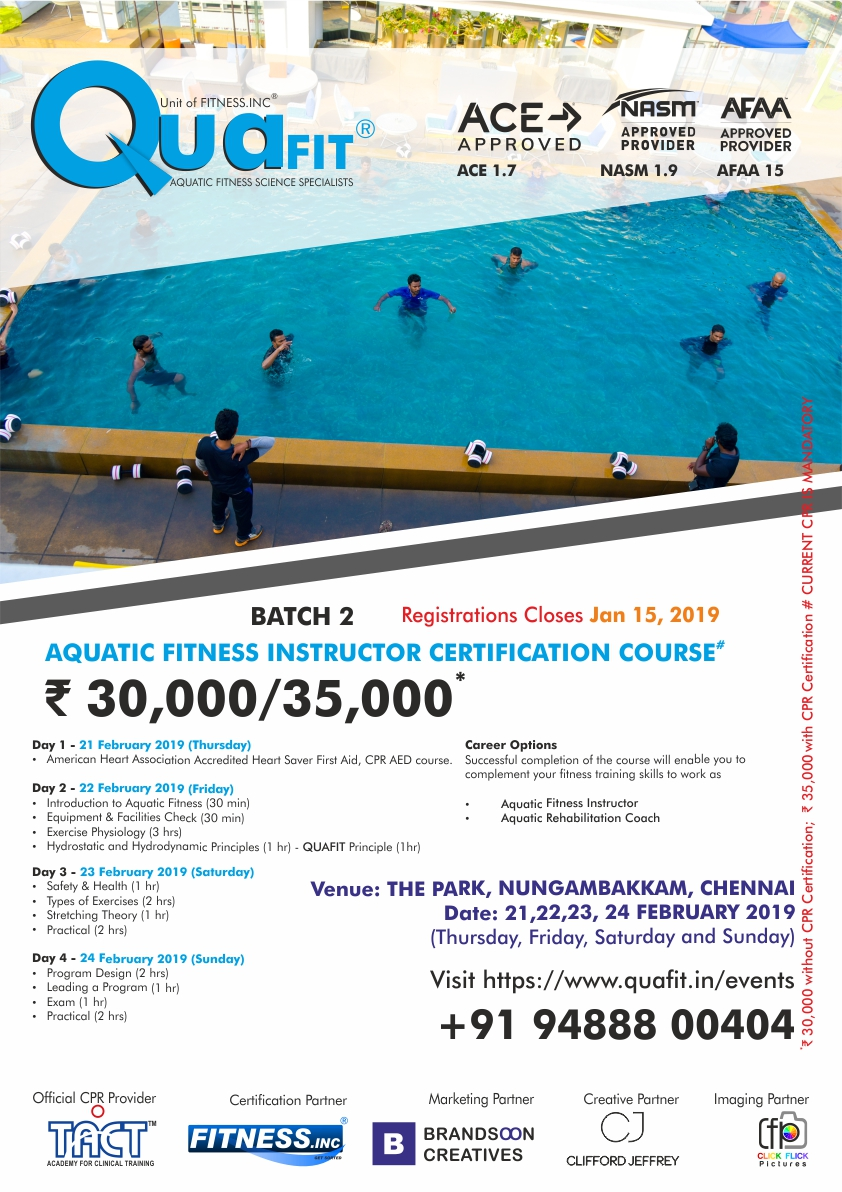 Events Tamil Nadu Fitnessc