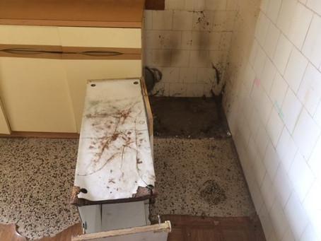 Pogledajte u kojem stanju je 'zaštićeni najmoprimac' vratio stan vlasniku