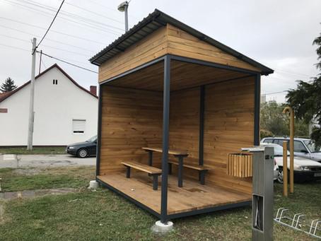 Župan Tomašević drvene nadstrešnice plaća gotovo 10.000 kuna po kvadratu