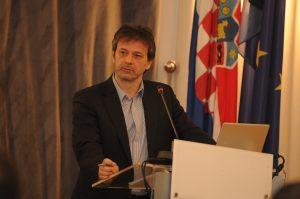 Davor Huić, predsjednik udruge Lipa