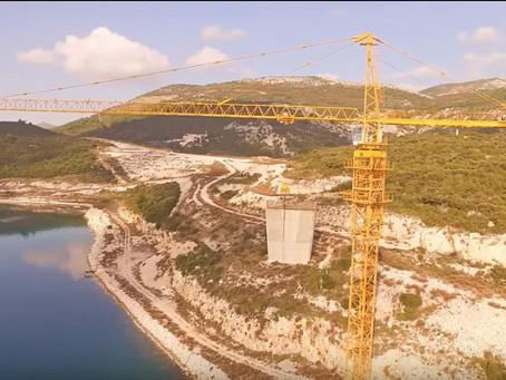 U sjeni početka gradnje Pelješkog mosta ostala je informacija o milijunskim štetama prijašnjih vlast