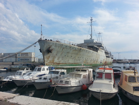 Odobren kredit za obnovu Titovog Galeba