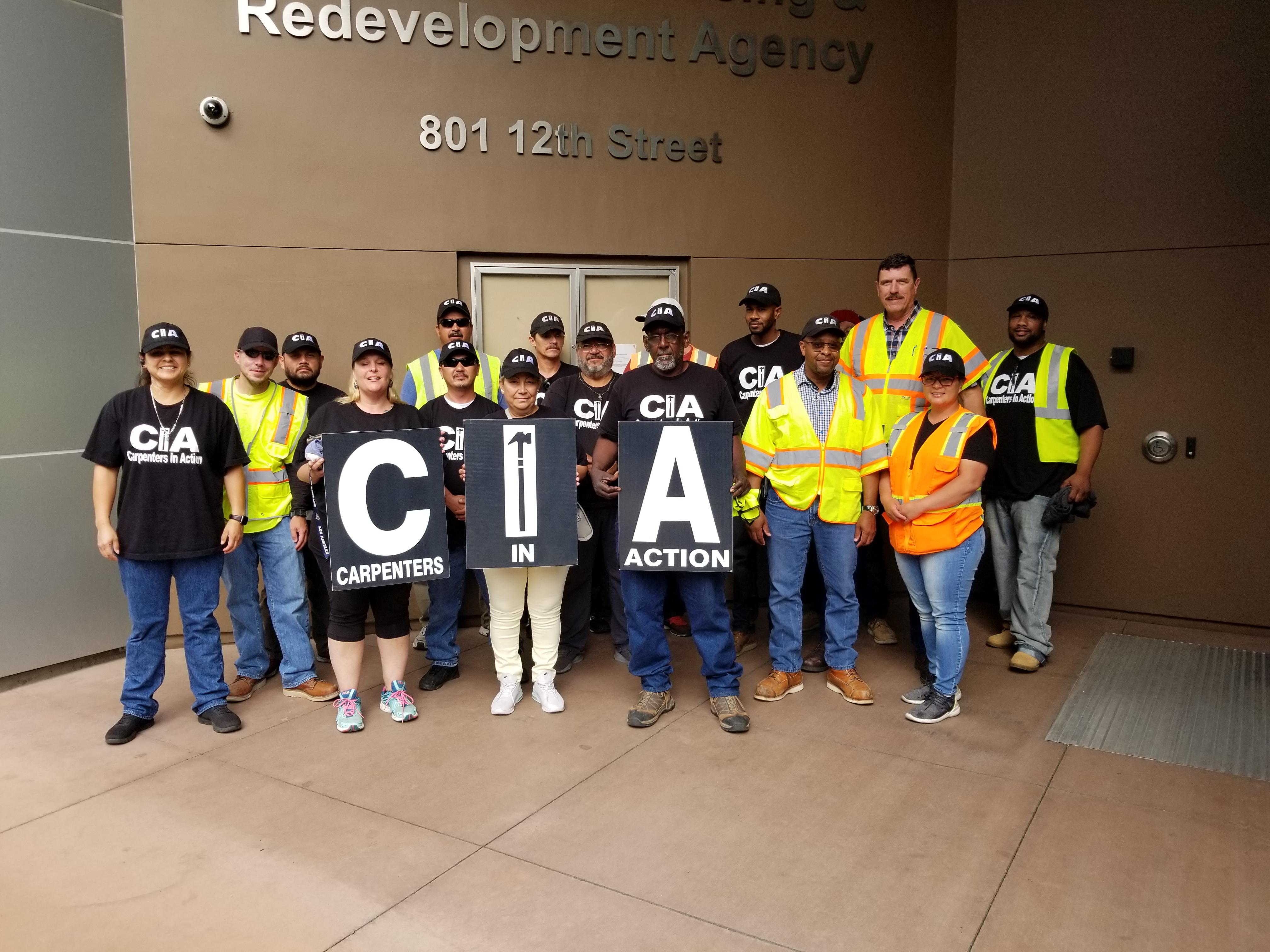6-27-19 Sacramento CIA at Fiona Ma housi