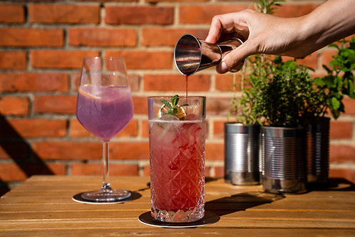 Sweet Summer [4 Cocktails]