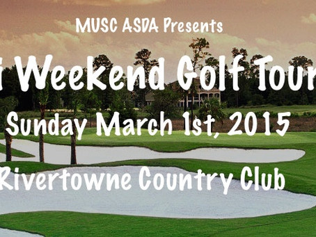 MUSC ASDA Alumni Golf Tournament 2015