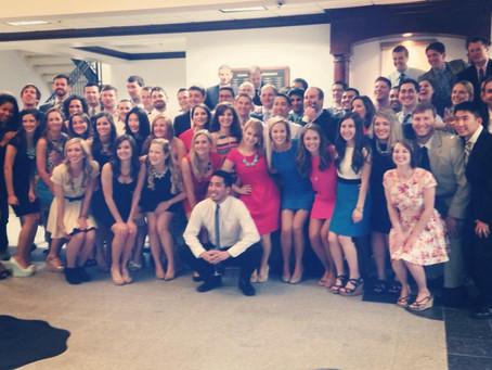 MUSC ASDA Senior Banquet 2014