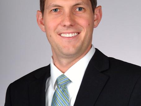 Chris Conzett: MUSC ASDA's NEW PRESIDENT-ELECT