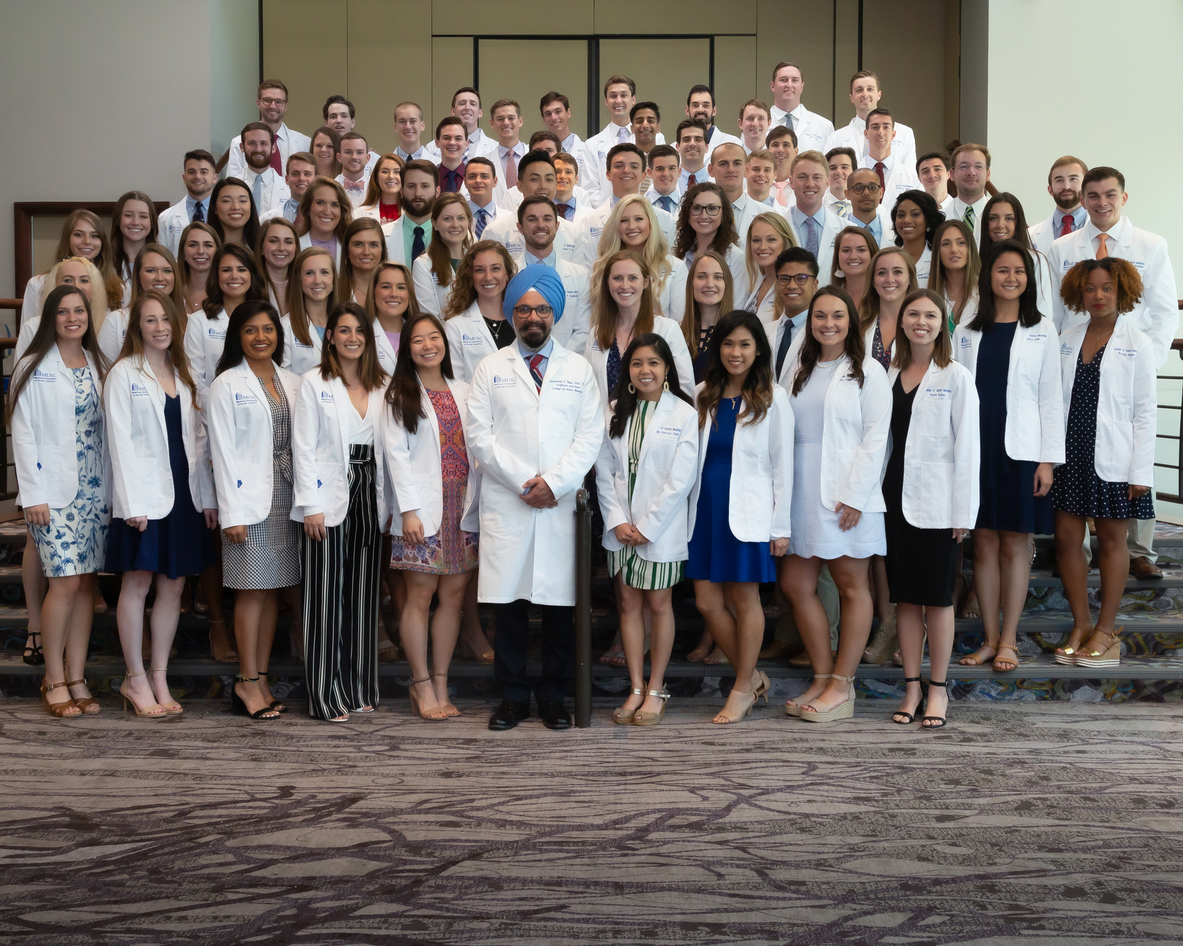 Class of 2021 White Coat Ceremony