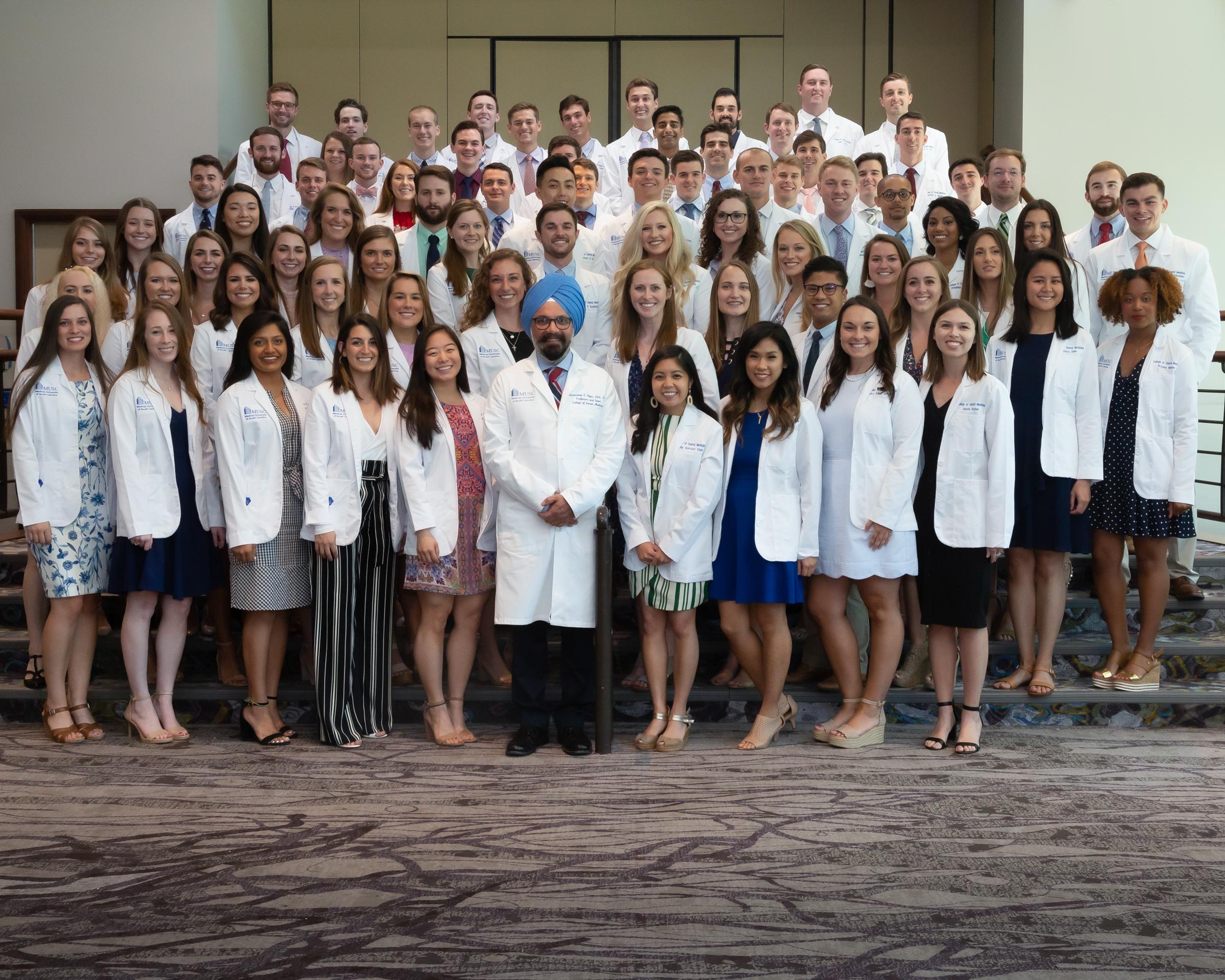 Class of 2021 White Coat Ceremony