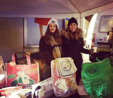 Xmas market #nyon #switzerland #recyclep