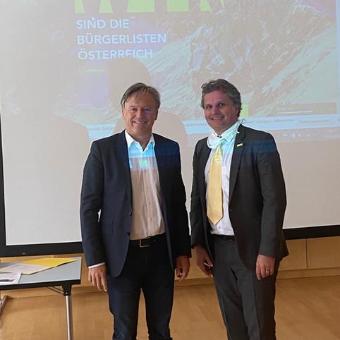 Am 28.2. wählt Kärnten! Dr. Vladimir Smrtnik tritt mit seiner Bürgerliste Regi in Feistritz an.