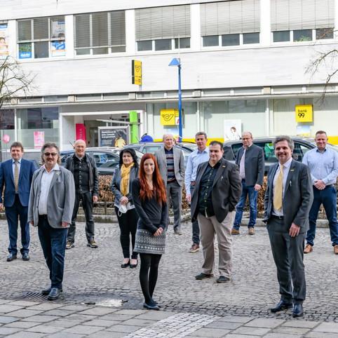 SpitzenkandidatInnen der Bürgerlisten OÖ gewählt