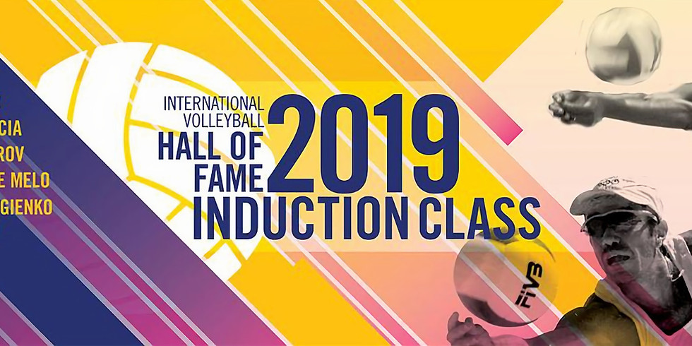 International Volleyball Hall of Fame Induction Celebration