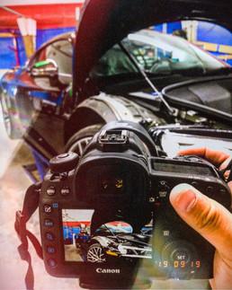 Color Recon Shooting
