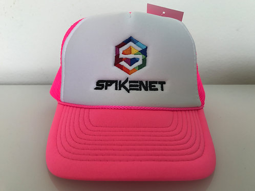 Pink & White Girl Size Snapback
