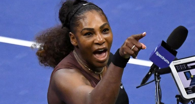 ¿A Serena se le fue la guagua?