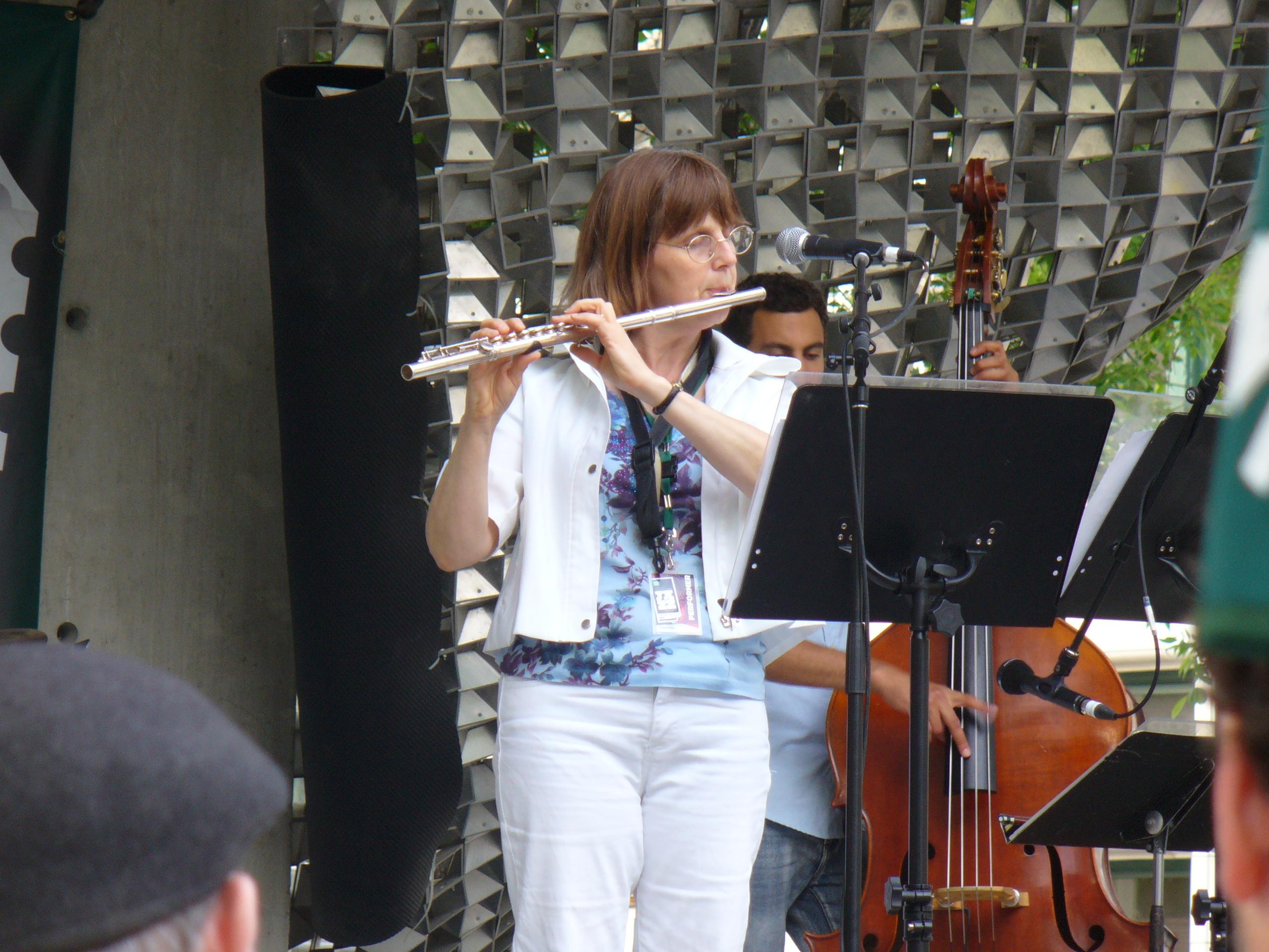 Janice Finlay Jazz Winnipeg Festival