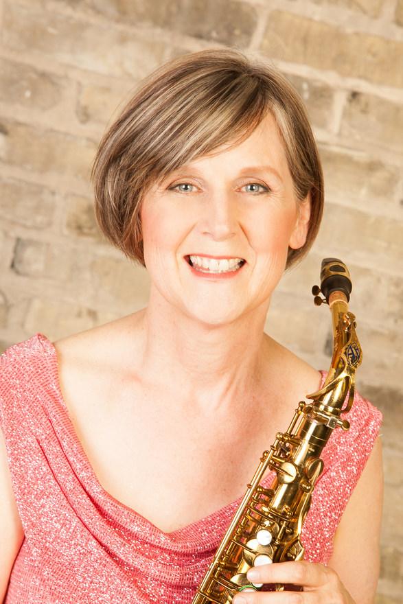 Janice Finlay, Saxophonist