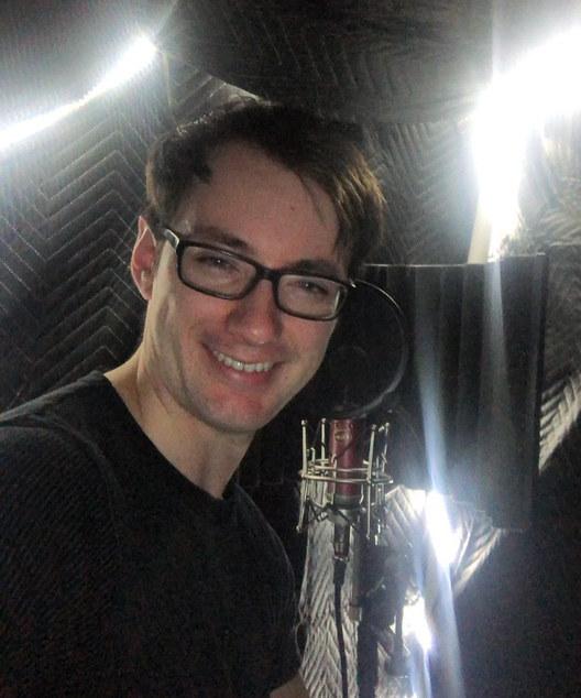 Xander as a Voice Actor