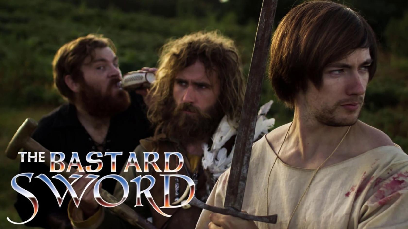 Xander in The Bastard Sword