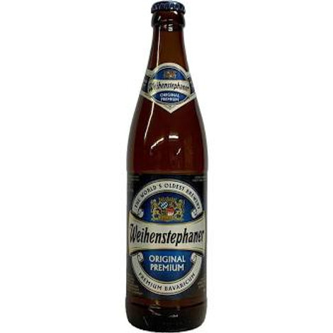 Weihenstephaner Lager 330ml bottle