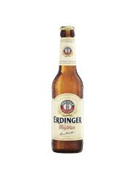 Erdinger Hefeweizen 330ml bottle