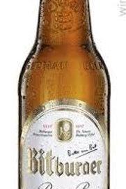 Bitburger Pilsner 330ml bottle