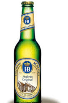 Hofbrau Original 330ml bottle